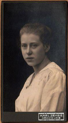 Fotograf Karl Zehbe, Dramburg, 1917