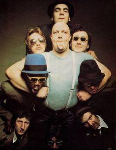 "Bad manners - I have loved this Ska group since the early ""Ne-Ne Na-Na Na-Na Nu-Nu"" I Love Music, Kinds Of Music, Good Music, Ska Punk, Photo Rock, Skinhead Fashion, Skinhead Style, Skinhead Reggae, Ska Music"