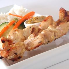 """Easy Chicken Satay I """"This recipe is excellent. Not only does it have a very authentic flavor, but it is amazingly easy to make!"""""""