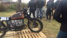 Exposición de motos customizadas . San Isidro, Buenos Aires, Argentina.