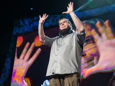 Poet Shane Koyczan puts his finger on the pulse of what it's like to be young and different.