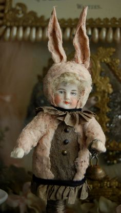 Charlene Geiger Original (from my personal collection) Bunny Girl- Love her creations!