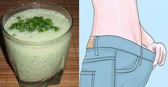 Wymień śniadanie ten napój i zapomnieć o tłuszczu na brzuchu.  Określenie - w tygodniu, aby sprawdzić wynik!
