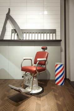 Grease installation, showroom Lea Ceramiche, via Durini 3, Milan