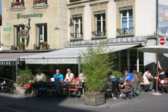 CAFÉ DES PYRENEES Pyrenees, Street View, Cozy, Outdoor Decor, Tasty, Home Decor, Bern, Decoration Home, Room Decor