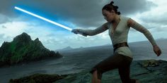 Lucasfilm: Anakins Lightsaber Is Reys