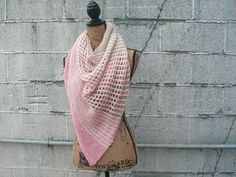 A fun quick knit pattern perfect for cool nights in late spring or summer.