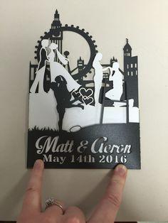 Invites weddings cards laser cut