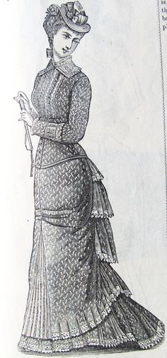 1870's natural form