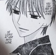 <3 <3 <3 <3 love this moment in the manga