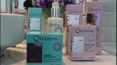 Resenha: linha de tratamento para a pele da marca francesa Qiriness