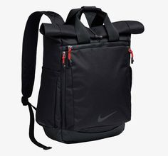 82b8471be5 Nike Golf Sports Backpack Black Driver Soccer Gym 100% Authentic NWT  BA5784-010 886061810570