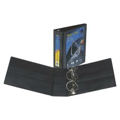 """I'm learning all about Avery Heavy Duty View 3"""" Capacity Binder with One Touch EZD Rings- at @Influenster!"""