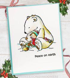 wienerhoneymooners: Merry Monday Challenge Winter Holidays, Colouring, Challenge, Merry, Snoopy, Seasons, Cards, Handmade, Fictional Characters