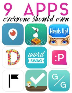 Just downloaded the Quest to do app that is adorable and makes defeating the items on your todo list way more fun!! -- 9 Apps Everyone Should Own