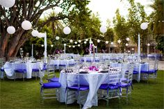 Stunning Modern Purple Botanical Garden Wedding in Miami Beach | Images by Chris Kruger Photography | Via Modernly Wed | 45