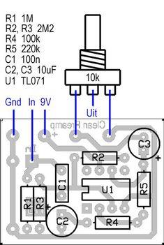 A DIY valve overdrive pedal Goldie Hi I'm a Nerd