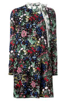 Valentino dress, $2,990, shopBAZAAR.com.   - HarpersBAZAAR.com