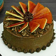 Prajitura Nero cu mousse de ciocolata si foi cu cacao - Adygio Kitchen Sweets Recipes, Mousse, Deserts, Birthday Cake, Food, Birthday Cakes, Essen, Postres, Meals