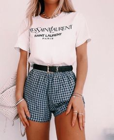 Source by casuales tenis juvenil Cute Casual Outfits, Edgy Outfits, Cute Summer Outfits, Comfortable Outfits, Spring Outfits, Fashion Outfits, Summer Clothes, Movie Date Outfits, Thrift Fashion