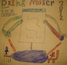 Thomas Elementary Art: 2nd Grade Inventions