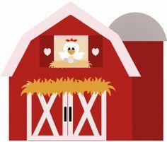 View Design: on the farm barn