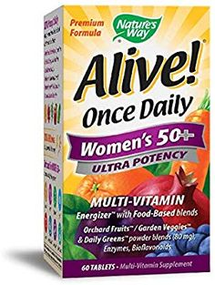 Best vitamins for women. Health remedies for vitamin deficiency symptoms. What vitamins should women take daily? Good multivitamin for women. Multivitamin Tablets, Best Multivitamin, Nature's Way Alive, Good Multivitamin For Women, Good Vitamins For Women, Lemon Benefits, Diet Supplements, Natural Supplements, Vitamins And Minerals