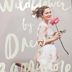 Book Cover Goals. On point @drewbarrymore. by heirloomeventco