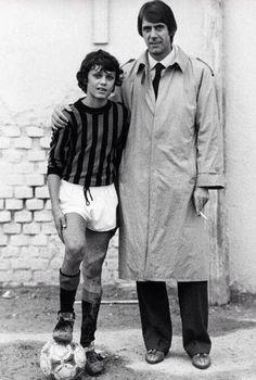 Paolo and Cesare Maldini.