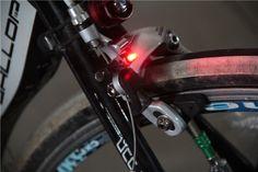 Mini Bicycle Brake Lights Wheel Spokes Bike Light Cree Super Brake Led Bicycle Light