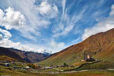 Lamaria church. Ushguli. Svaneti by Alexander Deshkovets on 500px