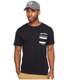 CONVERSE Striped Pocket Tee. #converse #cloth #shirts & tops
