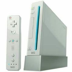 Wii console Great shape comes with 2 remotes and 2 nunchuks and remote covers. Other