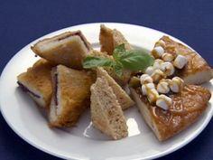Caramallow Campbanana Crunchies from CookingChannelTV.com