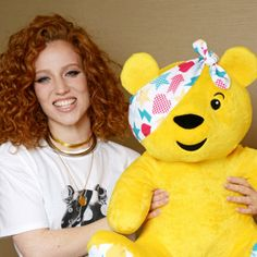 Jess Glynne's single 'Take Me Home' is this years official Children In Need's song.
