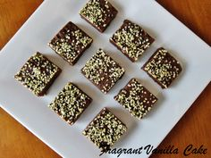 Raw Hemp Seed Cacao Fudge