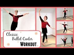 Classic Ballet Class Center Workout | Kathryn Morgan - YouTube Sundari says: Too hard for me now. Best for intermediate dancers.