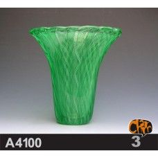Size: 24X10.5X26cm Material: Murano glass Description: All of our glass crafts are true hand blown. They are different from the other glass crafts which are made by machine. Our glass crafts are handicraft in its true sense. Our products are international certified, they are controled in the standard quality field. Now we have some stocks to sell,and the real products will look exactly the same as photos.