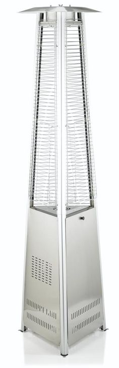 Stainless Steel Patio Heater I so need one of these i'm always so cold