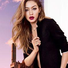 Gigi Hadid for Maybelline New York.