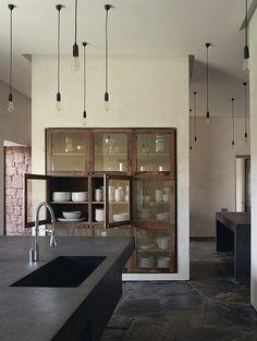 Simplicity Love: Villa E, Morocco   Studio Ko amazing lighting
