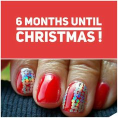 6 months until #Christmas! Do you have a #plan to pay #CashOnly? Would you like to? Now is the very best time to join me and be ready for the best #buying season! Message Me!!! HTTP://www.noelgiger.jamberry.com/join