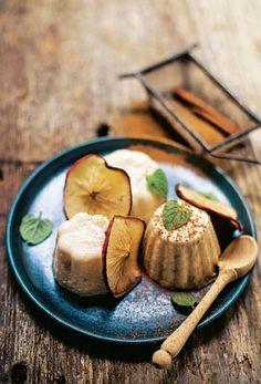 Как приготовить пудинг из яблок  Читайте, как приготовить пудинг очень вкусный - с яблоками и орехами.