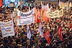 »Bündnis gegen Rechts« plant vier Kundgebungen rund um den Bahnhof +++  Pegida: Gegendemos angemeldet