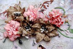 """Мастер класс цветов используемых в фотоальбоме """"Весна"""" https://youtu.be/ABgjE8_SmIw Прошу прощения за задержку , знаю что обещала уже давно выложить мк :))) Надеюсь вам понравится ;)"""