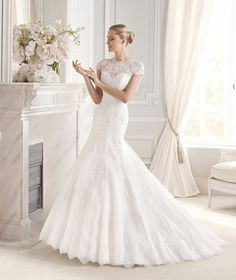 EVE » Wedding Dresses » 2015 Costura Collection » La Sposa