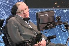 Stephen Hawking: We Probably Won't Find Aliens Anytime Soon  Stephen Hawking at the Starshot conference