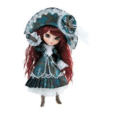 Pullip - Veritas : Pullipstyle ❤ liked on Polyvore featuring baby, plushies and toy