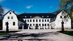 """This is """"Hafslund Hovedgård"""" by Hafslund on Vimeo, the home for high quality videos and the people who love them. Norway House, The Past, Mansions, Architecture, House Styles, Villas, Houses, Vintage, Kunst"""