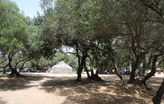 Camping naturel - Bonifacio